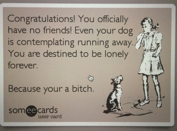 Bad Grammar and The Runaway Dog